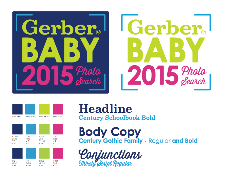 Gerber Baby 2015 Photo Search - illujustrate.com