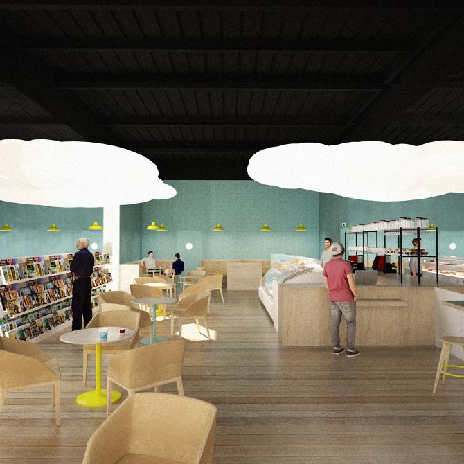Dans les nuages meraki architecture for Espace 3 architecture