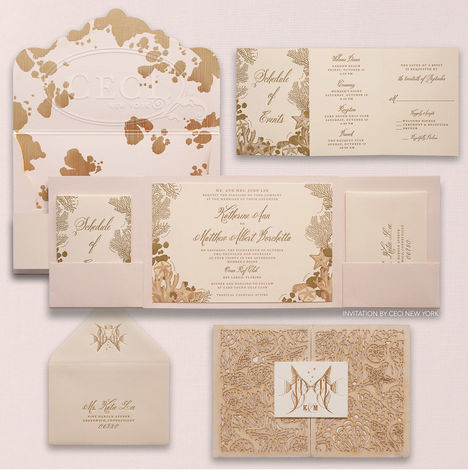 couture wedding invitations  madeleine coultrip  designer, Wedding invitations